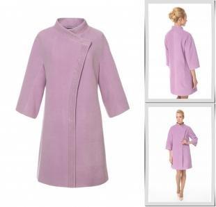 Фиолетовые пальто, пальто московская меховая компания,