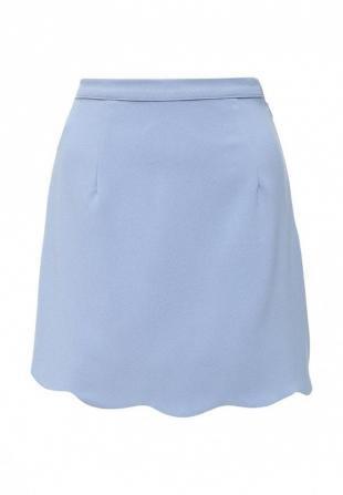 Голубые юбки, юбка glamorous, весна-лето 2016