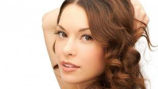 Легкий дневной макияж, натуральный макияж для шатенок