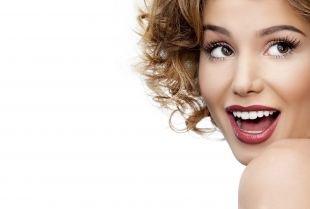 Идеальный макияж, простой макияж для карих глаз