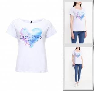 Белые футболки, футболка concept club, весна-лето 2016