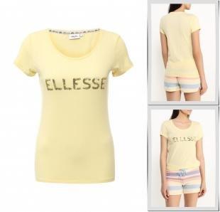 Желтые футболки, футболка ellesse, весна-лето 2016