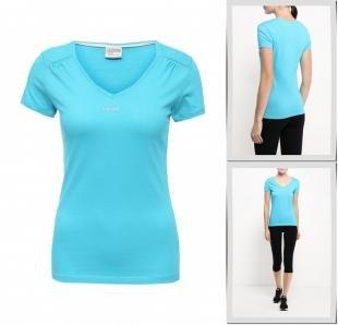 Голубые футболки, футболка freddy, осень-зима 2016/2017