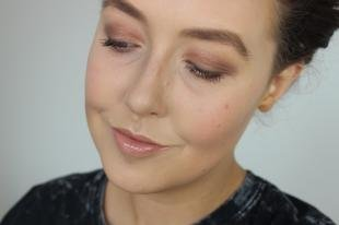 Легкий макияж для серых глаз, повседневный антивозрастной макияж