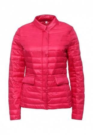 Розовые куртки, куртка утепленная b.style, весна-лето 2016