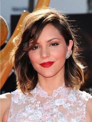 Голливудский макияж, свадебный макияж для карих глаз