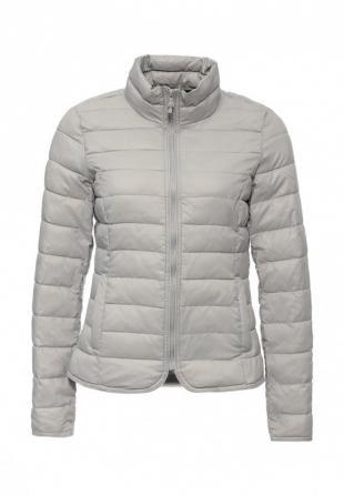 Серые куртки, куртка утепленная only, осень-зима 2016/2017
