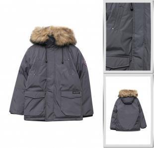 Серые куртки, куртка утепленная kamora, осень-зима 2016/2017