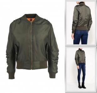 Хаки куртки, куртка утепленная influence, осень-зима 2015/2016