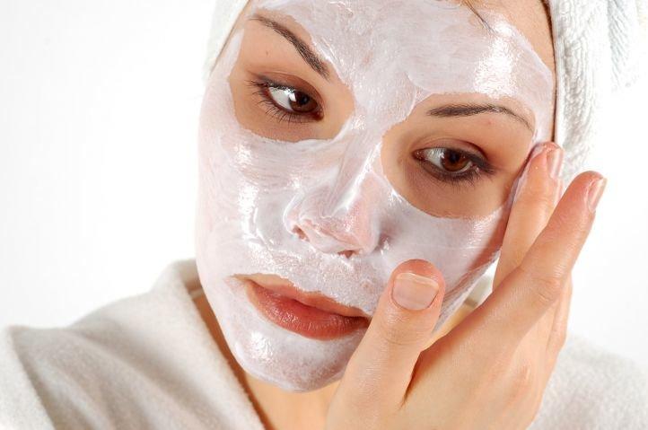 Желатиновая маска с простоквашей или кефиром