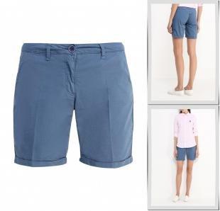 Синие шорты, шорты u.s. polo assn., весна-лето 2016