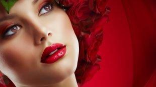 Макияж для фотосессии, потрясающий макияж карих глаз