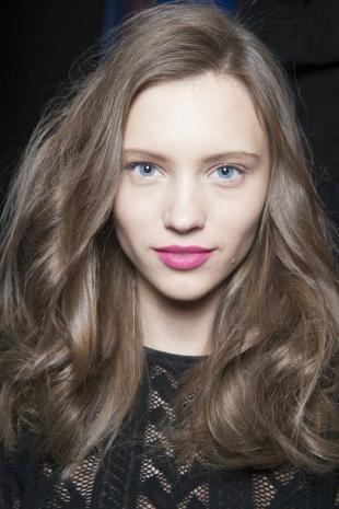 Натурально русый цвет волос, пепельно-русый цвет волос