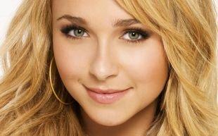 Свадебный макияж для блондинок с зелеными глазами, дневной классический макияж зеленых глаз