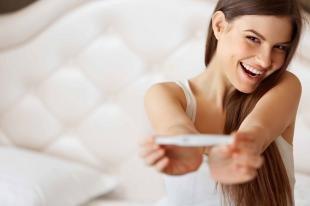 1-я неделя беременности: ощущения женщины и развитие плода
