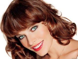 Макияж для шатенок, летний макияж для голубых глаз