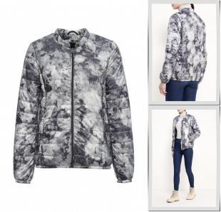 Серые куртки, куртка утепленная luhta, осень-зима 2016/2017