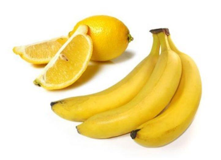 Маска из банана для жирной кожи лица