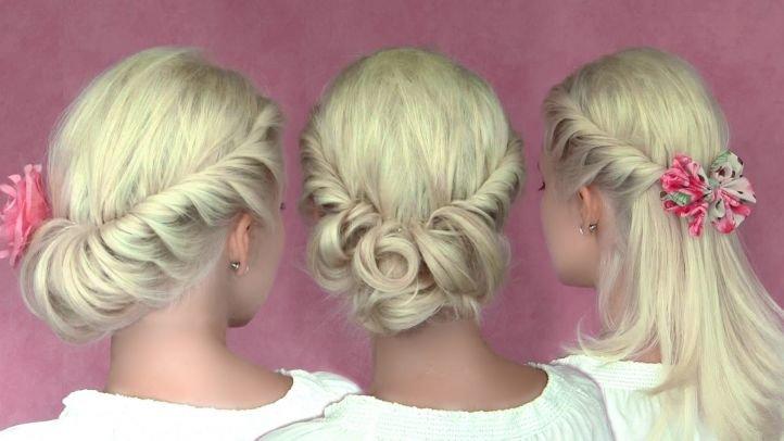 Летние стрижки на средние волосы